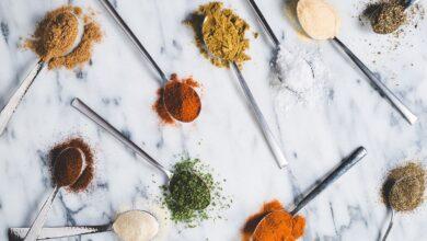 Comment tirer le meilleur parti des épices de votre garde-manger