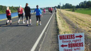 Comment trouver des marathons adaptés aux marcheurs