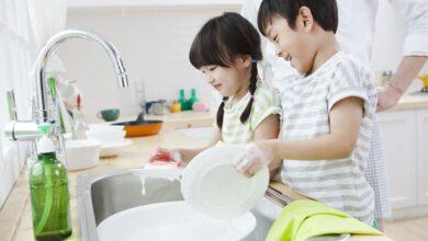 Conseils aux parents d'enfants d'âge scolaire (6. 7, 8 et 9 ans)