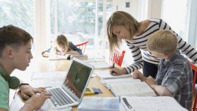 Conseils pour gérer le temps des devoirs dans une grande famille