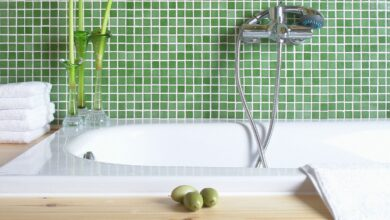 Photo de Créer un bon Feng Shui dans votre salle de bains