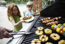Cuisiner des aliments sains sur le grill