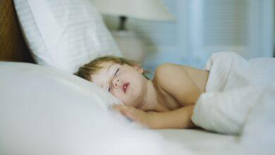 Photo de De combien de temps mon enfant a-t-il besoin pour dormir ?