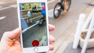 Photo de Des applications Pokémon Go qui vous font faire de l'exercice