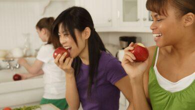 Des collations saines pour vos adolescents affamés