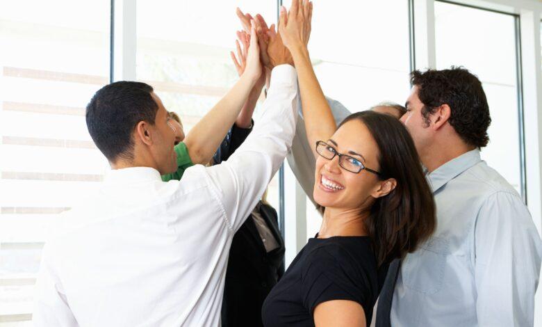 Des façons saines de célébrer le succès