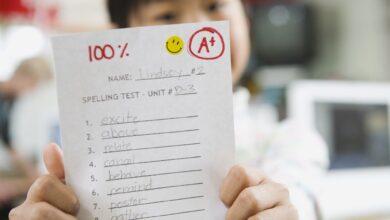 Des mesures incitatives amusantes pour que votre enfant obtienne de bonnes notes