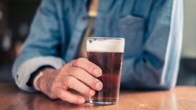 Directives sur la consommation d'alcool pour les hommes