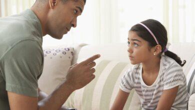 Discipliner l'enfant d'une autre personne