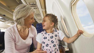 Documents de voyage nécessaires pour les petits-enfants