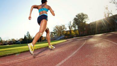 Durée d'une course de 1500 mètres et horaires d'entraînement