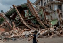 Échelle d'intensité des tremblements de terre de Mercalli