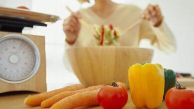 Exemples de menus pour un régime à 1 700 calories