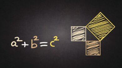 Feuilles de travail pour pratiquer les problèmes du théorème de Pythagore