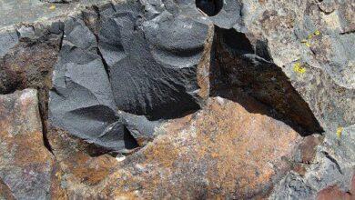 Galerie de photos sur le basalte