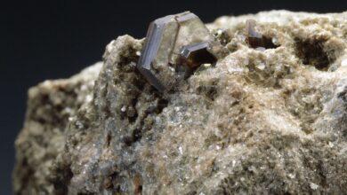 Géologie et utilisations des minéraux à biotite