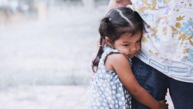 Gérer l'angoisse de la séparation lors des visites parentales