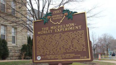 Histoire de l'expérience Michelson-Morley