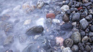 Images et descriptions des types de roches ignées