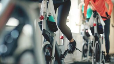 Indicateurs de posture pour le cyclisme en salle