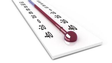 Kelvin, Celsius, Fahrenheit - Table de conversion