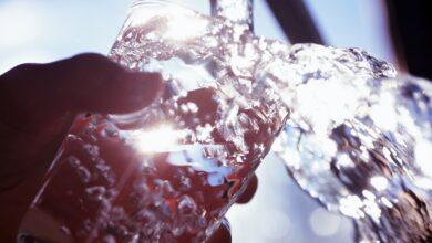 La différence entre l'eau dure et l'eau douce