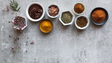 La liste des épices essentielles du garde-manger