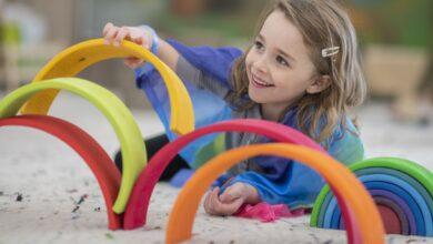 La méthode Montessori et les périodes d'apprentissage sensibles
