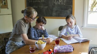 La scolarisation de votre enfant à la maison
