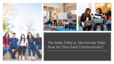Photo de La tribu masculine contre la tribu féminine : Comment communiquent-ils ?