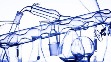 Laboratoire de chimie Galerie de verrerie