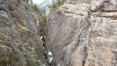 Lacunes dans le dossier géologique