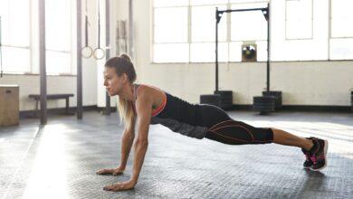 Le CrossFit WOD de Chelsea