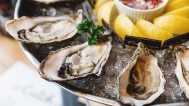 Le meilleur moment pour manger des huîtres