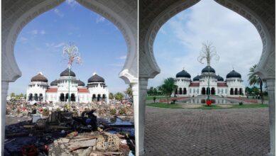 Photo de Le tremblement de terre de Sumatra du 26 décembre 2004