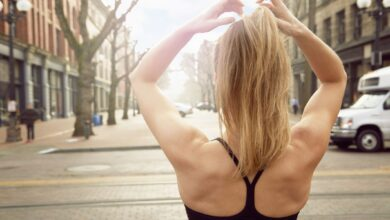 Les 3 meilleures façons de perdre de la graisse dorsale