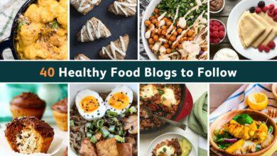 Les 40 meilleurs blogs sur l'alimentation saine à suivre en 2020