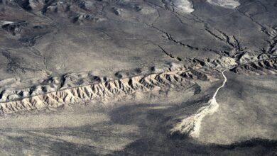 Les 7 types de terrains tectoniques