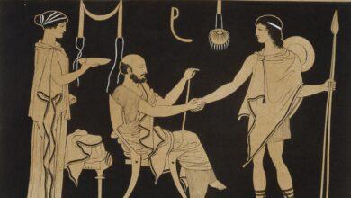 Les aliments de la Grèce antique et la façon dont ils mangeaient leurs repas