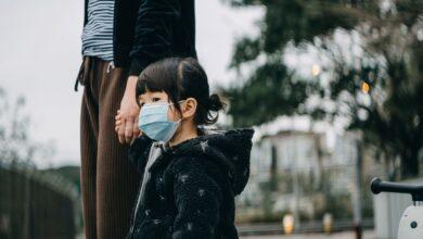 Les nouvelles lignes directrices du PAA mettent l'accent sur la couverture du visage des enfants de deux ans et plus