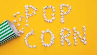 L'histoire du pop-corn