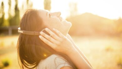 Lien entre le bonheur et le soulagement du stress