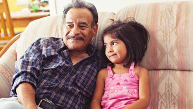 L'importance des grands-parents dans les familles hispaniques