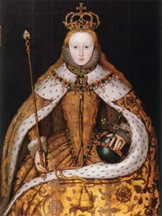 La céruse vénitienne était un produit cosmétique du 16ème siècle utilisé comme blanchisseur de peau. Elle utilisait le plomb blanc comme pigment, ce qui provoquait un empoisonnement au plomb, endommageait la peau et provoquait la chute des cheveux. (Jdforrester / Domaine public)