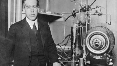 Profil biographique de Niels Bohr