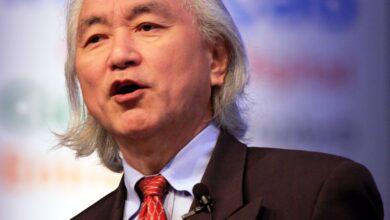 Profil biographique du Dr Michio Kaku