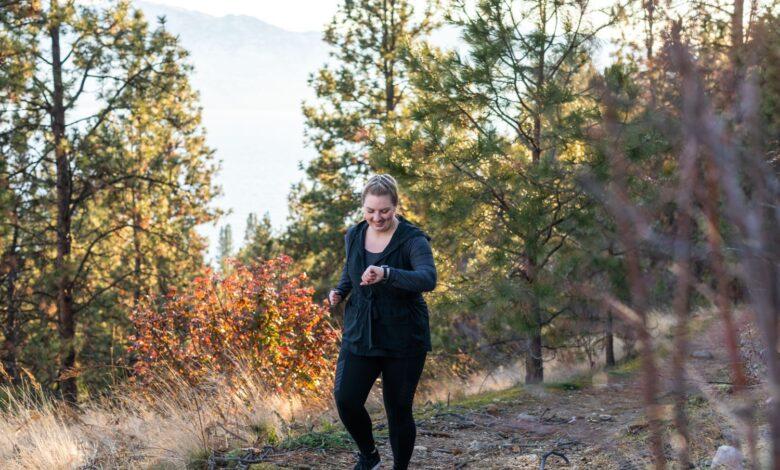 Programme d'entraînement à la marche pour la perte de poids