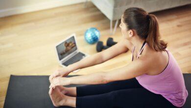 Photo de Que rechercher sur les blogs de fitness Pilates