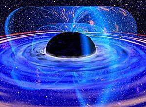 Qu'est-ce qu'un trou noir ? Qu'est-ce que l'horizon des événements ?