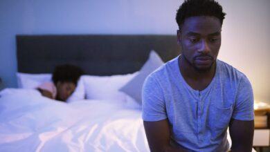 Raisons pour lesquelles vous ne dormez pas bien